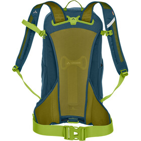 VAUDE Splash 20+5 Backpack chute green